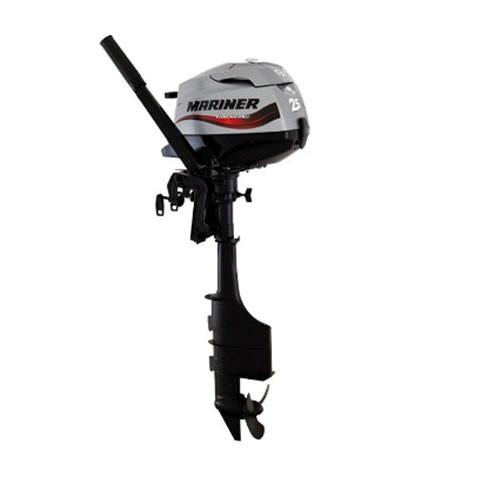 Mariner 2.5hp 4-Stroke Outboard Engine with Short Shaft & Tiller Handle