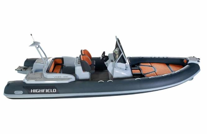 Highfield SP650 Sport Rib *NEW*