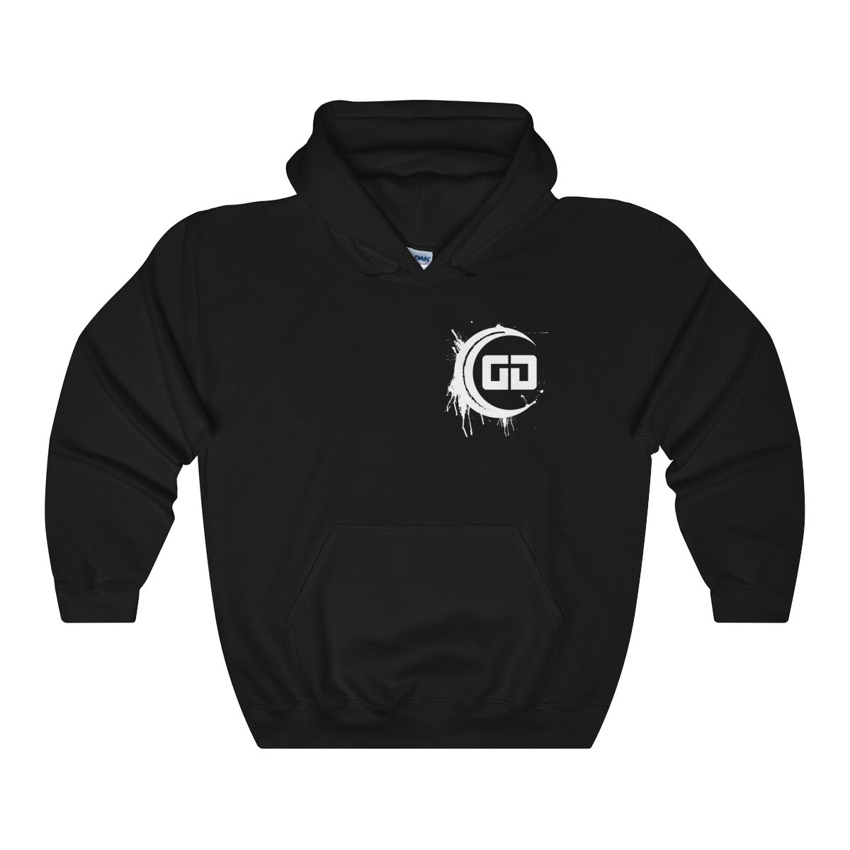 GG Splash Hooded Sweatshirt