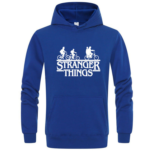 Stranger Things Outfits Casual Hoodies and Sweatpants