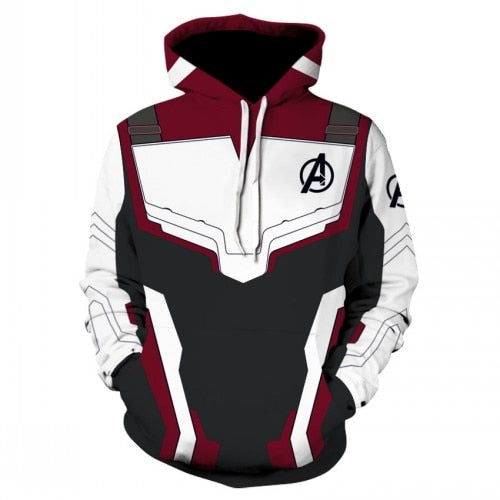 Marvel The Avengers Endgame Hoodies