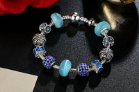 Bracelet Sublime Me QUEENLADY + 12 charms tendance 2018