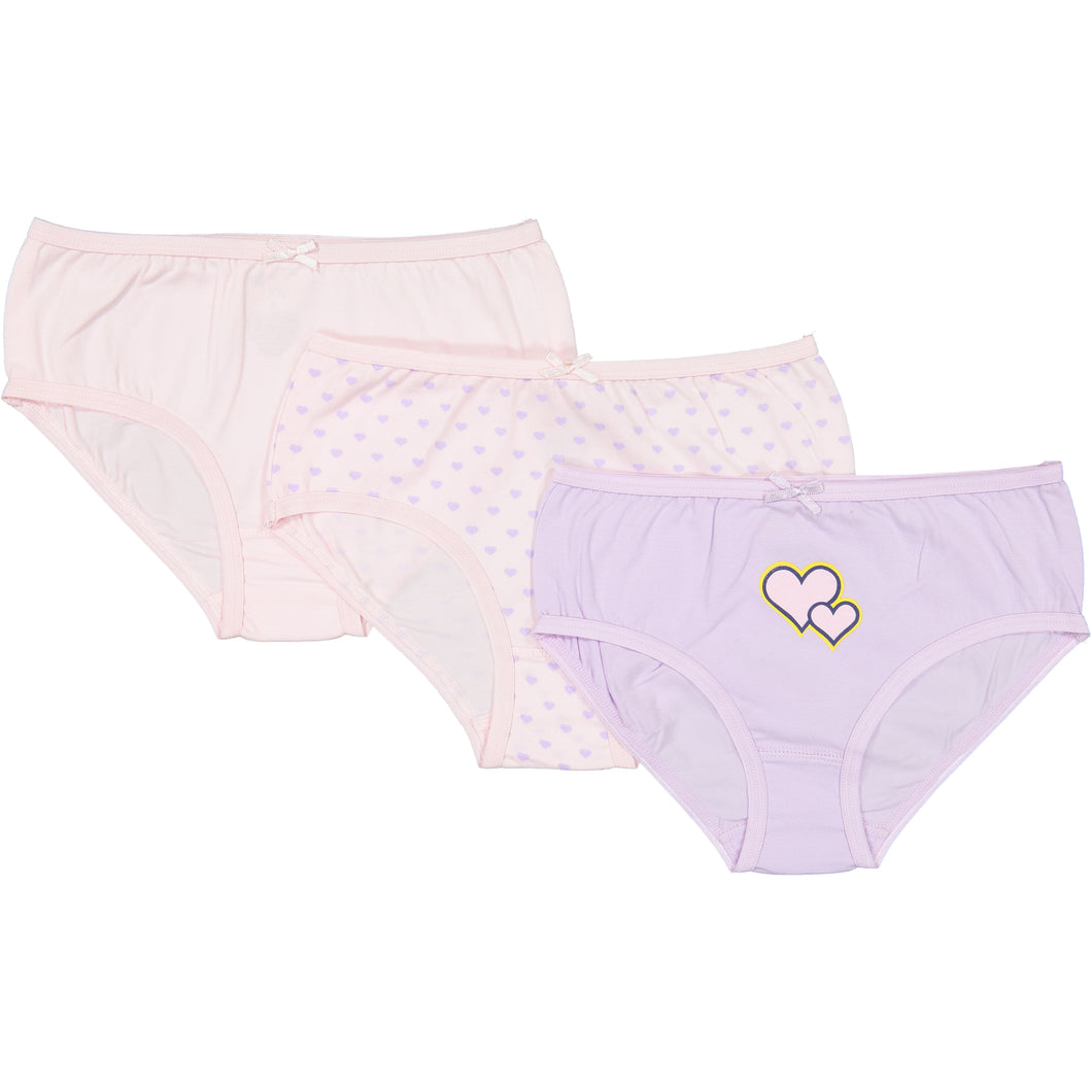 Girls 3PK Underwear