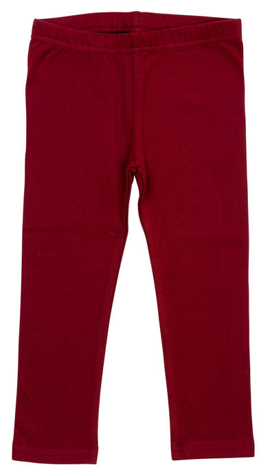 Fitted Pomegrante Long Leggings