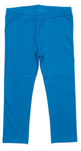 Azure Blue Long Leggings | BabyJay Layette