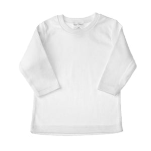 Long Sleeve Round Neck Tshirt