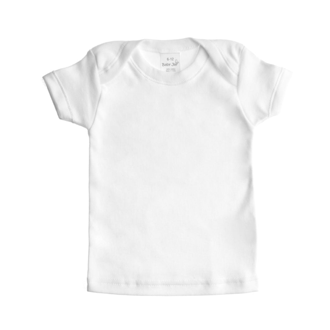 Short Sleeve Envelope Neck Tshirt