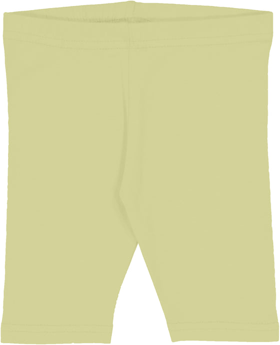 Short Citron Baby Leggings | BabyJay Layette