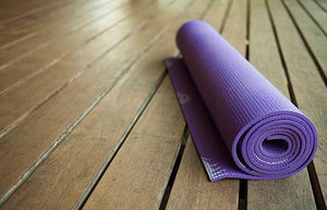 Your Yoga Mat Could Be Making You Sick