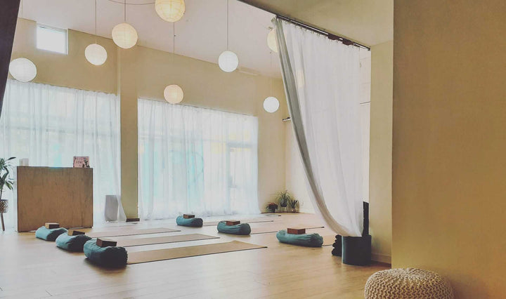 NOWBreathe Yoga Studio in Kilbirnie Wellington NZ