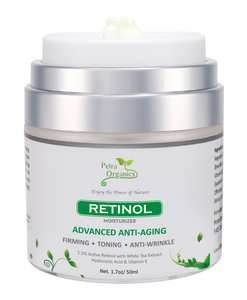 Natural and Organic Daily Face Moisturizer