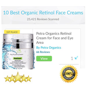 Beauty Set - Face Moisturizer Set - Skincare Set - Face Gift Set by Petra Organics