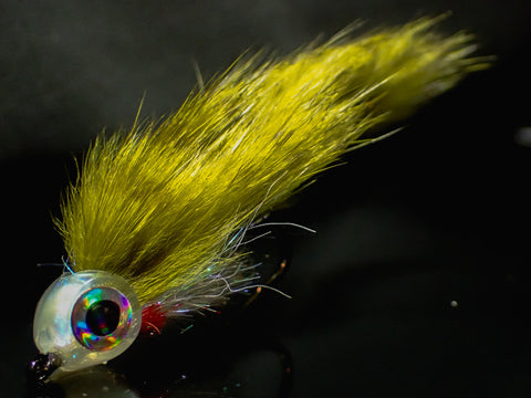 The Tear Drop has that perfect baitfish tear drop profile that many predators key in on.