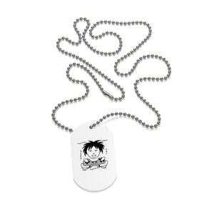 Novelty Gamer Dog Tag Certified Gamer  Get Tagged  (Just Released)