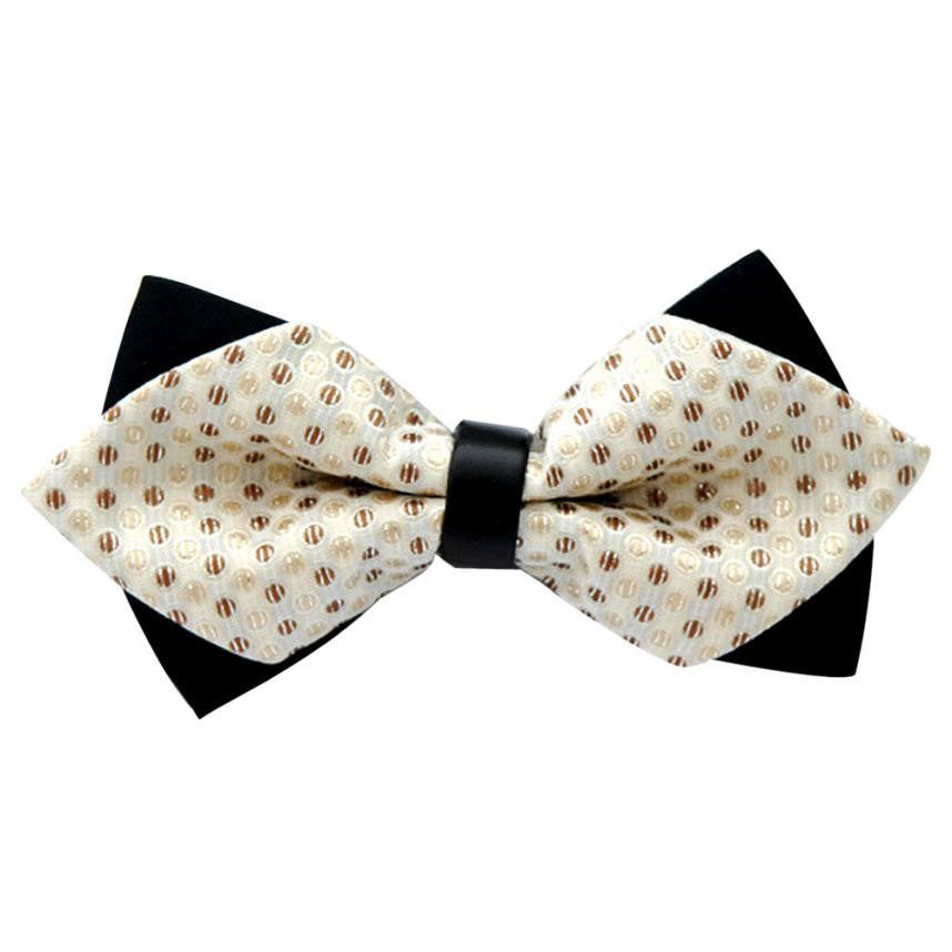 Men's Custom Style Bowties For Weddings And Formal Occasions