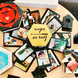 Pop-up Photo Memory Box (Customisable)