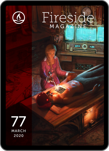 Fireside Magazine Issue 77, March 2020
