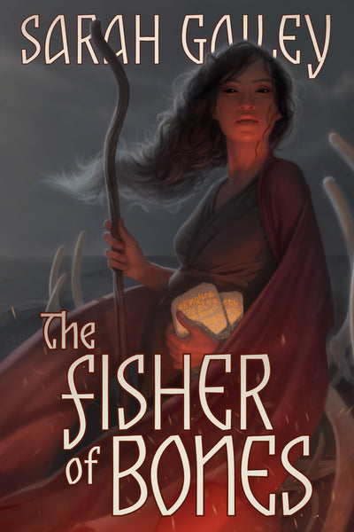 The Fisher of Bones, by Sarah Gailey