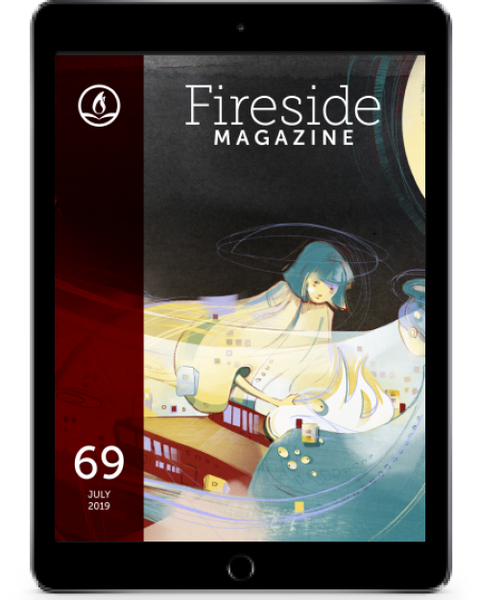 Fireside Magazine Issue 69, July 2019