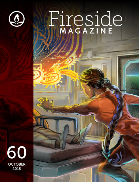 Fireside Magazine Issue 60, October 2018
