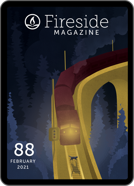 Fireside Magazine Issue 88, February 2021