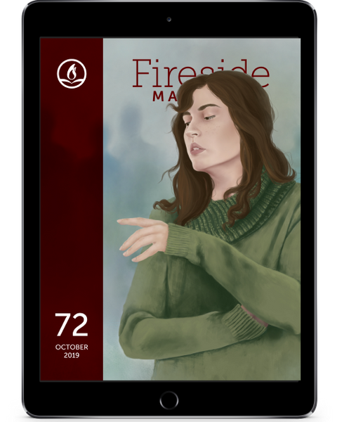 Fireside Magazine Issue 72, October 2019
