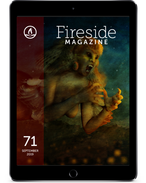 Fireside Magazine Issue 71, September 2019