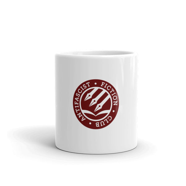 Antifascist Fiction Club Mug