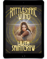 Rattlesnake Wind, by Lilith Saintcrow (Ebook)