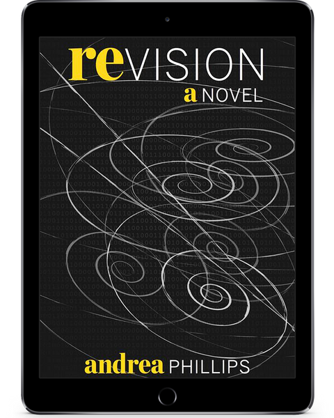 Revision, by Andrea Phillips (Ebook)
