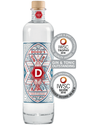 Dodd's Small Batch - Gin