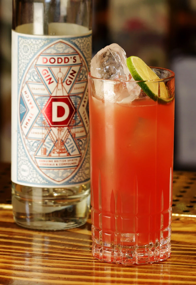 The Perfect Serve : Florada with Dodd's Gin