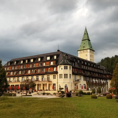 Schloss Elmau Resort Germany