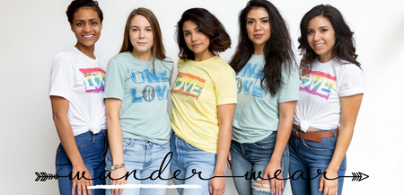Shop Wander Wear
