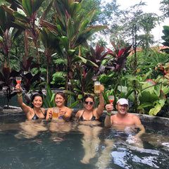 Costa Rica Go Adventure Hot Springs