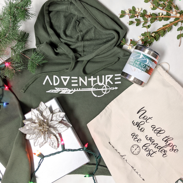 Gift Ideas for The Happy Hiker