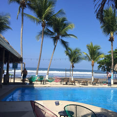 Costa Rica Selina Jaco Pool View
