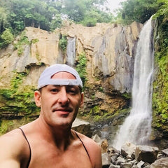 Costa Rica Nauyaca Waterfalls Greg