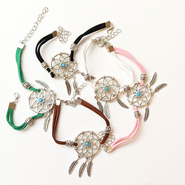 Dream Catcher Bracelet | Travel Inspired Accessories