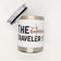 10 oz Lowball Stainless Steel Tumbler