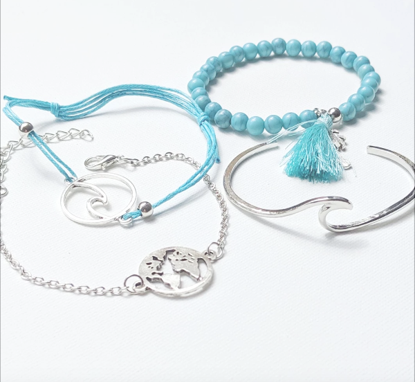 Tropical Waves | Bracelets
