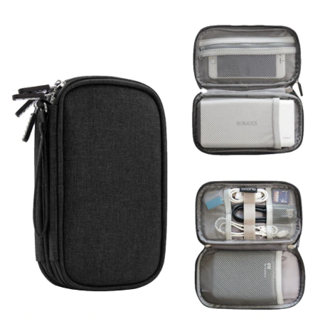 Electronic Gadgets Organizer Bag | Travel Accessories