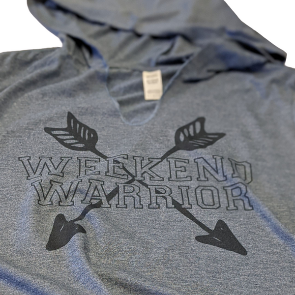 Weekend Warrior | Lightweight Hoodie