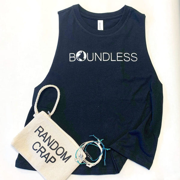 Boundless | Cropped Tank