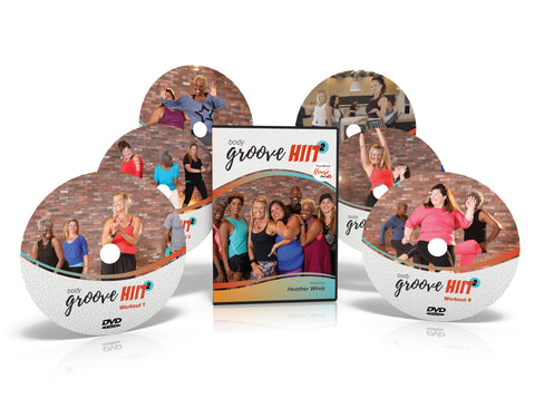 Body Groove HIIT 2 DVD Collection