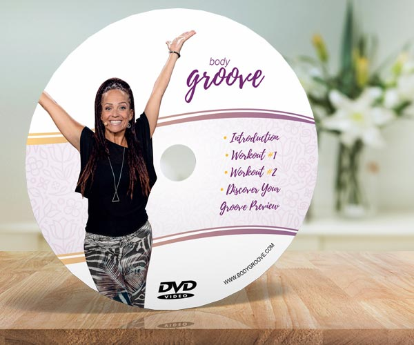 Body Groove DVD Special Offer