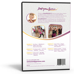Body Groove Fit DVD (Special Savings)