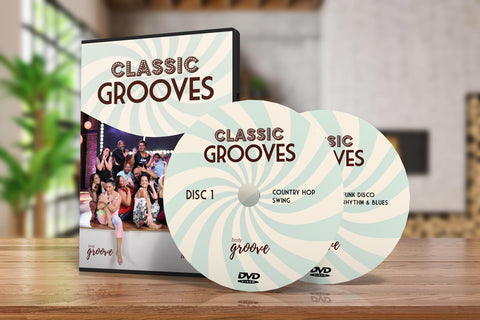 Classic Grooves DVD Collection