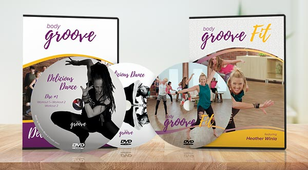 Delicious Dance and Body Groove FIT Bundle