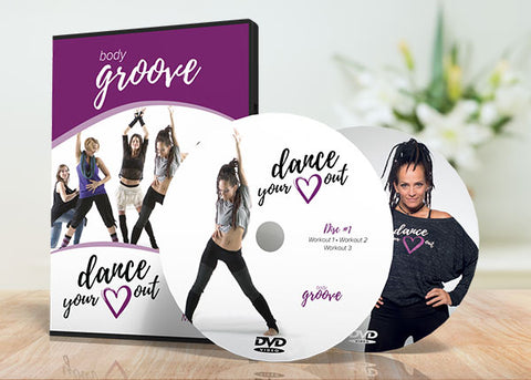 Dance Your Heart Out DVD Collection Special Offer